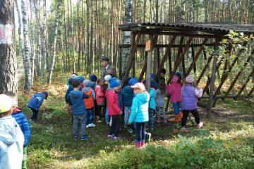 Wycieczka Do Poraja Na ścieżkę Edukacyjno Leśną
