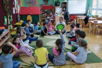"""DziaŁania W Ramach Programu """"program Edukacyjny Pierwsze Emocje Pepe"""""""