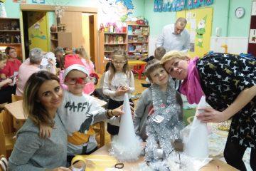 """Warsztaty Popołudniowe Z Rodzicami I Dziećmi """"tradycje I Zwyczaje Bożonarodzeniowe"""""""