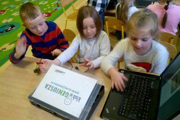 Zajęcia dodatkowe LegoEducation