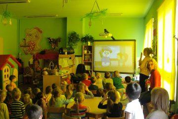 Bezpieczne przedszkole
