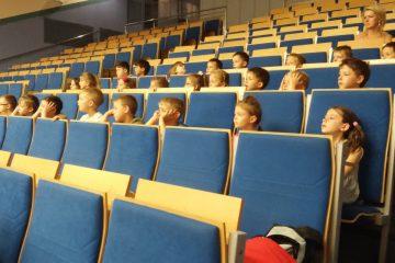 Zajęcia edukacyjne dla dzieci na Politechnice Częstochowskiej