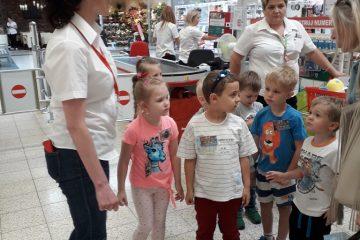 Wycieczka do Auchan