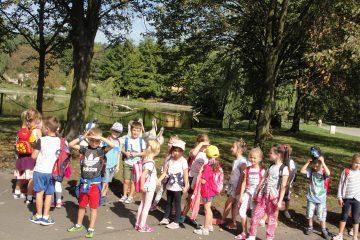 Wycieczka do Zoo w Chorzowie