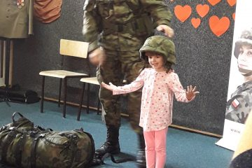 Spotkanie z żołnierzem
