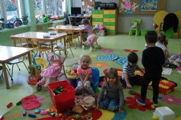 W przedszkolu fajnie płynie czas