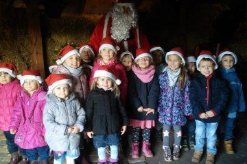 Wycieczka do Stefanówki na spotkanie z Mikołajem