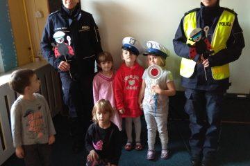 Wizyta Pań Policjantek