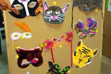 Konkurs na maskę karnawałową
