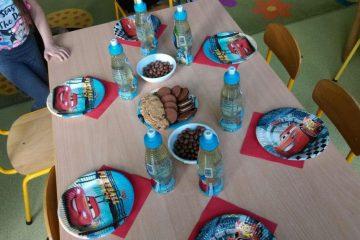 Urodziny przedszkolaków