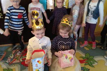 Urodziny Roksanki i Dawida