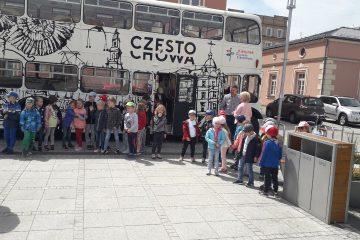 Wycieczka ulicami Częstochowy