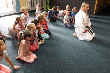 Warsztaty Karate