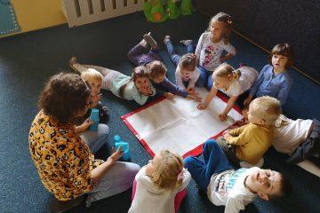Akademia przedszkolaka rozpoczęcie
