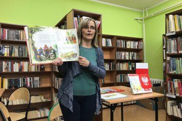 Poznajemy polskie legendy wycieczka do biblioteki